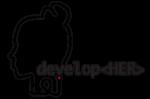 develop<HER>