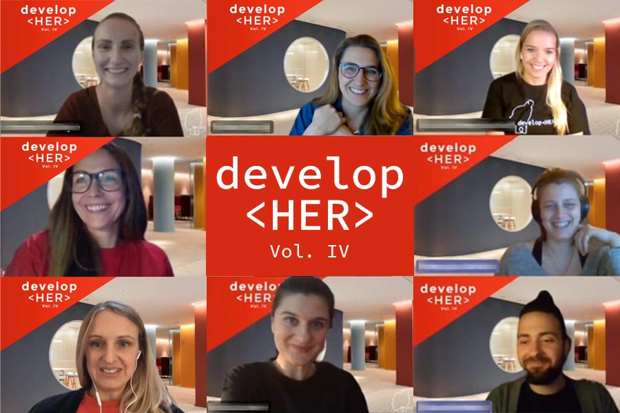 Online Edition developHER